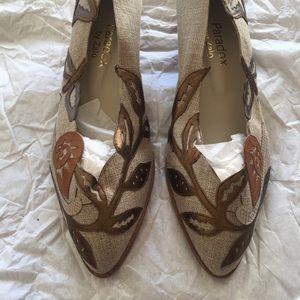 Vintage zalo women's shoes sz 10 new